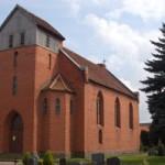 Havelberg - Jederitz - Ansicht der Kirche 2008
