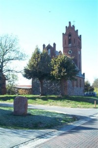 Havelberg - Toppel - Kirche