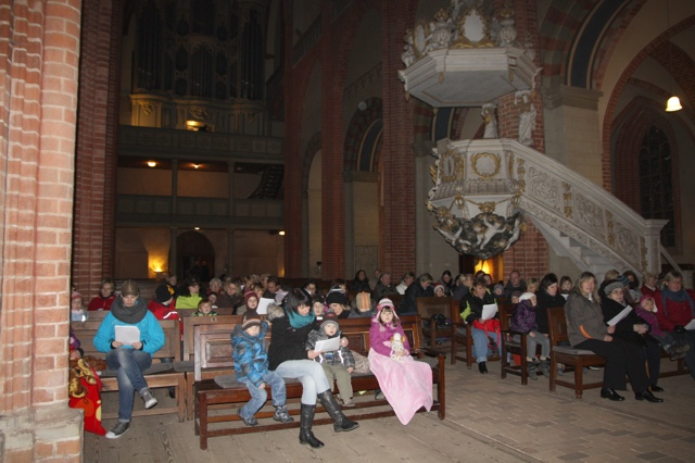 Adventssingen im Dom