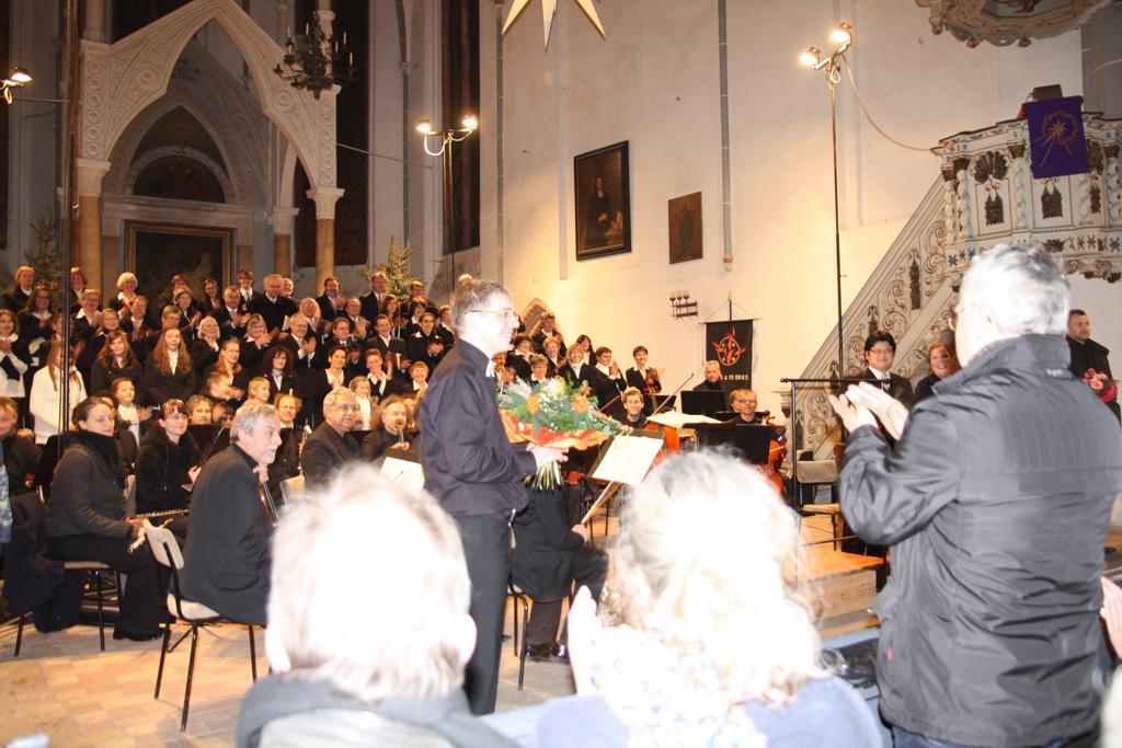 Weihnachtsoratorium in der Havelberger Stadtkirche