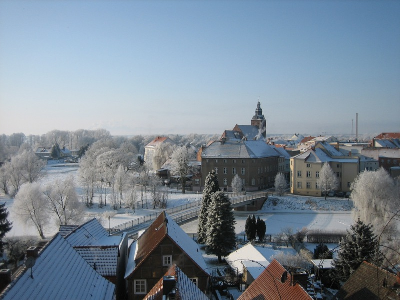5. Februar 2012 – Winter in Havelberg