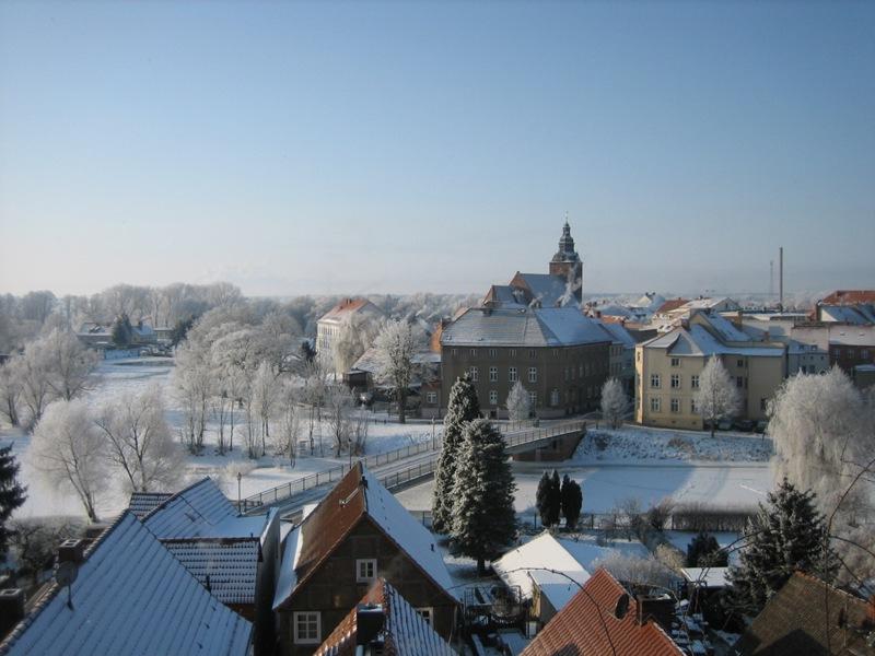 5. Februar 2012 – Winter in Havelberg