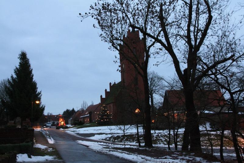 2012 – Dorfkirche Toppel – 3. Adventssonntag
