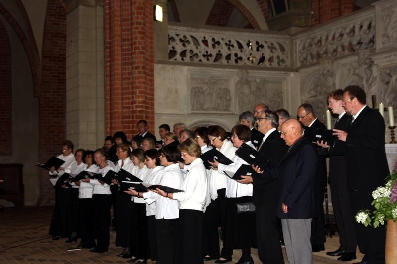 Magdeburger Kantatenchor zu Gast in Havelberg