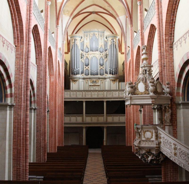 Im August: Orgelmusik der Spitzenklasse im Dom zu Havelberg