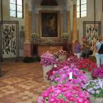 Meisterschaft der Floristen in der Stadtkirche