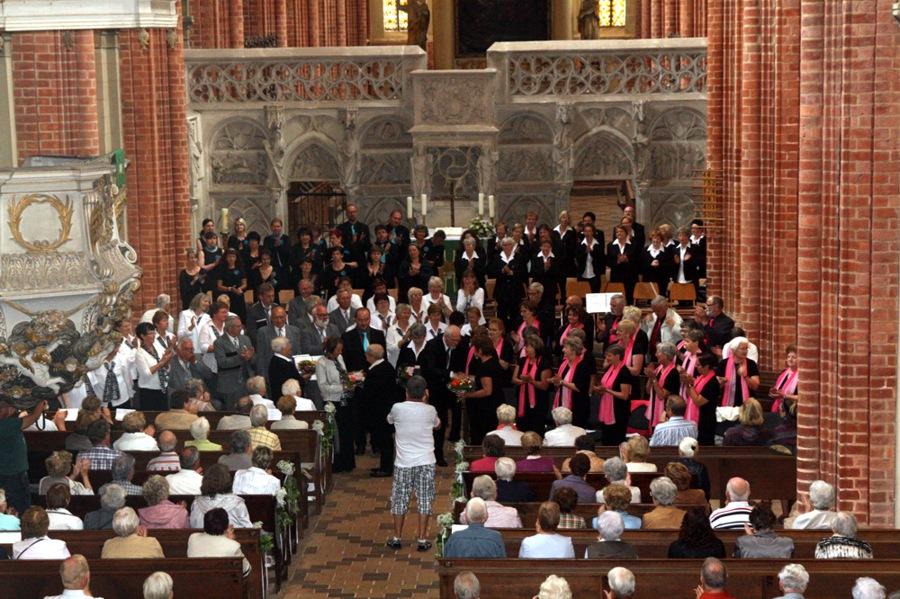 2016 Volkstümliches Chorkonzert im Dom