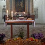 Blick in den Oktober – Erntedank, Kantatenchor und Reformation