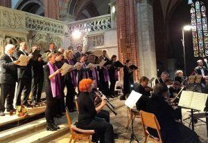 16.09.2018 - Zelenka - Missa Votiva - Dom St. Marien zu Havelberg