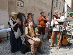 "Havelberger Domfest mit ""Pipentid"""