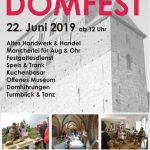 17. Havelberger Domfest am 22. Juni 2019