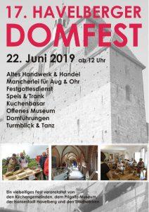 2019 Domfest Havelberg