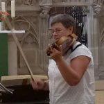 Instrumentalensemble Havelberg - Violine - Annette Lapscjies