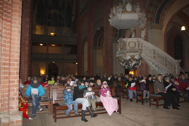 Adventssingen im Dom