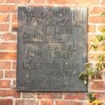 6. November 2011 - Gedenken an Pfarrer Martin Waschow