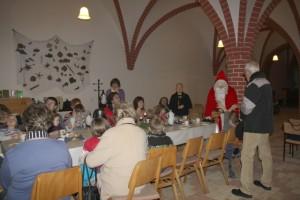 23.12.2011 - Havelberger Adventskalender im Paradiessaal am Dom