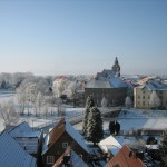 5. Februar 2012 - Winter in Havelberg