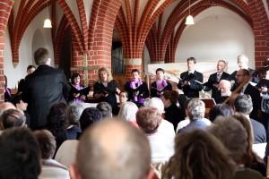 """Aufführung der Bachkantate """"Himmelskönig, sei willkommen"""""""
