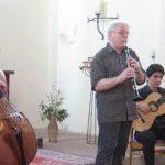 Konzert in Nitzow mit dem Berliner Quartett HARRY´S FREILACH