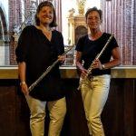 Katrin Rauls und Judith Tetzlaff (Querflöte)