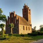 Kirche in Toppel