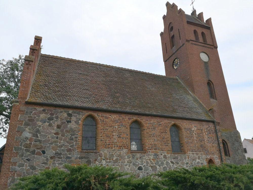 Kirche Toppel