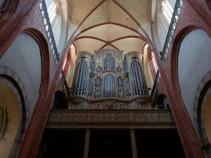 Dom - Scholtze-Orgel von 1777