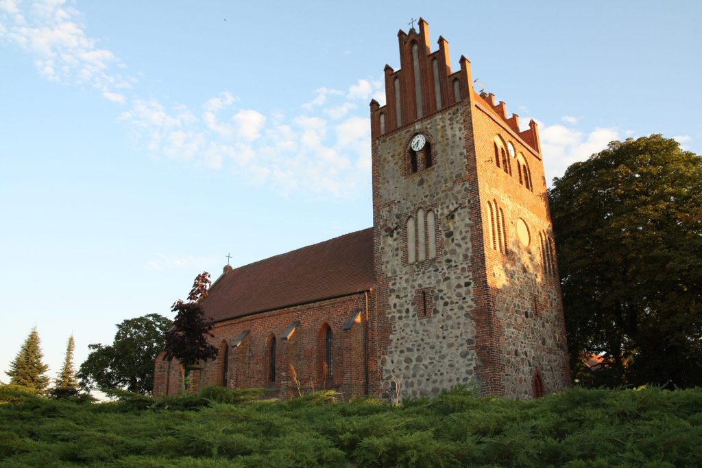 Kirche in Nitzow