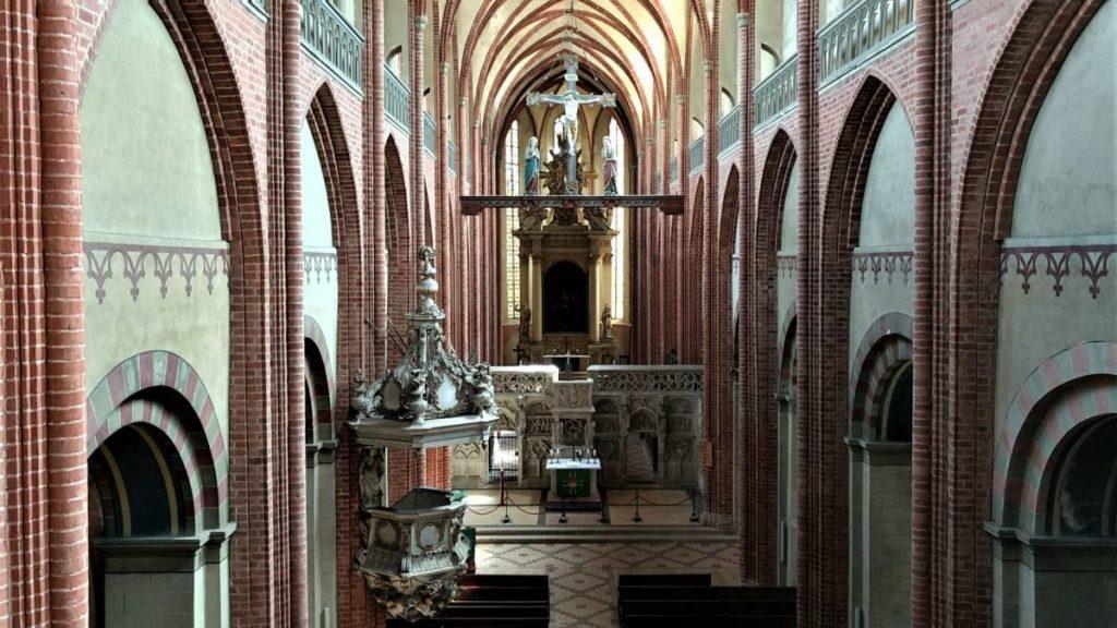 Dom St. Marien Havelberg Kirchenschiff